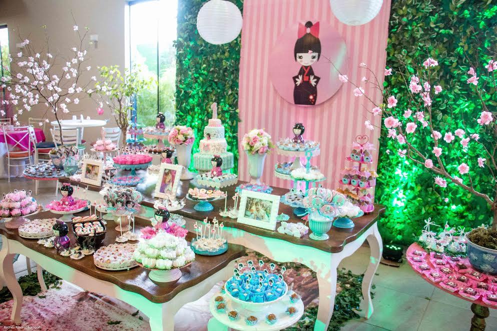 decoracao festa kokeshi: de 2016 Inspire sua festa 0 Comentário Festa Meninas . Kokeshi