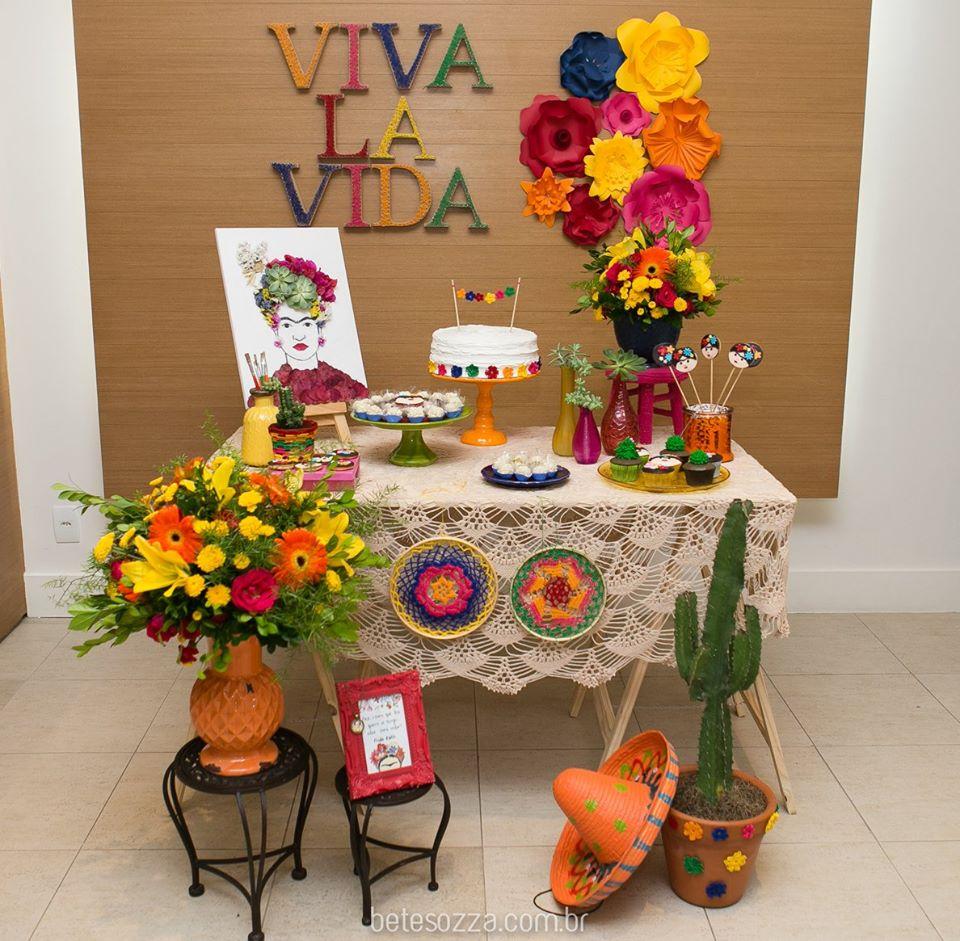 Matrimonio Tema Frida Kahlo : Decoração inspirada em frida kahlo inspire sua festa