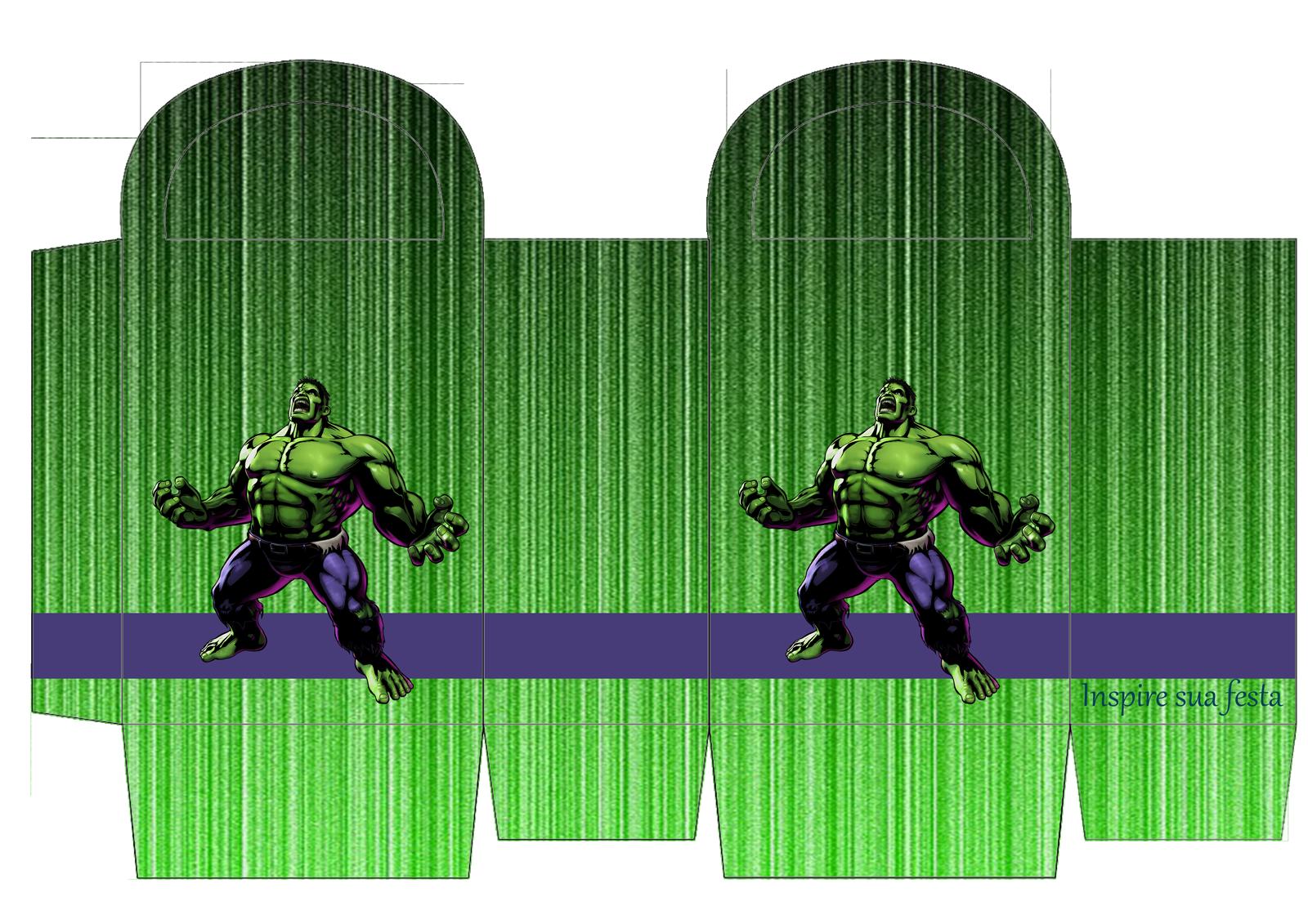 Resultado de imagem para sacolinha hulk molde