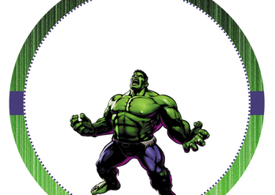 Tag-redonda-personalizada-Hulk