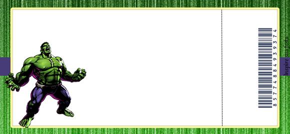 convite-ingresso-personalizado-Hulk