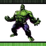 Hulk – Personalizados gratuitos