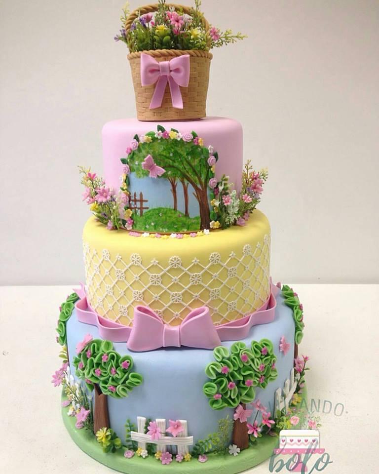 Gardening Cakes Images