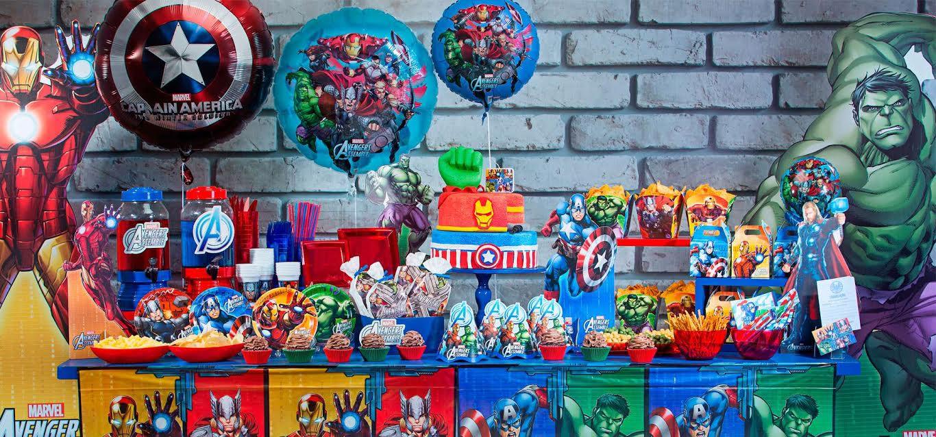 Como decorar uma festa temática em casa