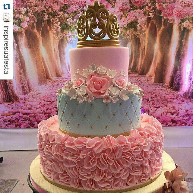 Tema Matrimonio De Amor : Mais de ideias bolos com o tema princesa realeza