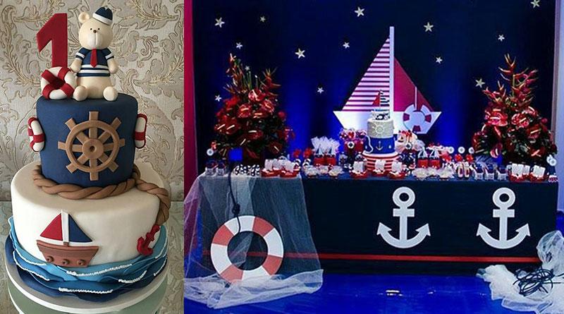 Festa marinheiro mais de 50 ideias inspire sua festa altavistaventures Image collections