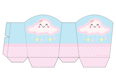 Caixa-para-guloseimas-personalizada-gratuita-chuva-de-bencaos-menina