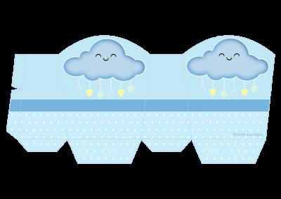 Caixa-para-guloseimas-personalizada-gratuita-chuva-de-bencaos-menino