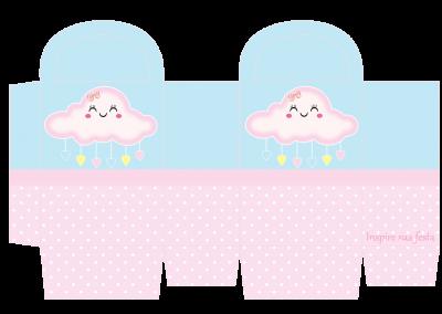 Sacolinha-para-guloseimas-personalizada-gratuita-chuva-de-bencaos-menina-