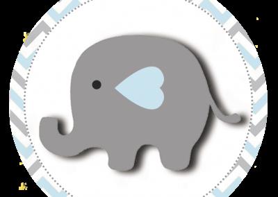 Tag-redonda-personalizada-gratis-elefantinho-azul1