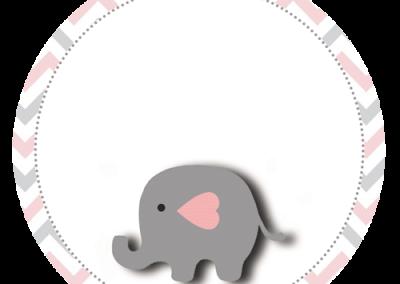 Tag-redonda-personalizada-gratis-elefantinho-meninas-1