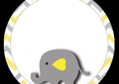 Tag-redonda-personalizada-gratis-elefantinho-menino