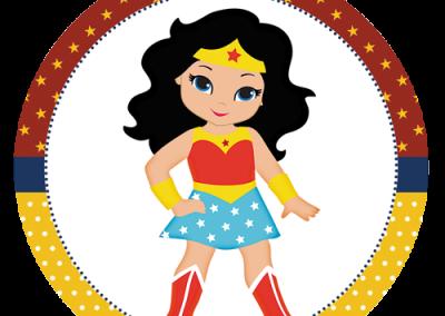 Tag-redonda-personalizada-gratis-mulher-maravilha-baby1
