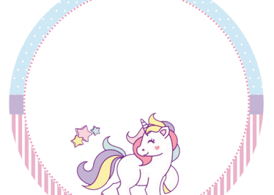 Tag-redonda-personalizada-gratis-unicornio-1