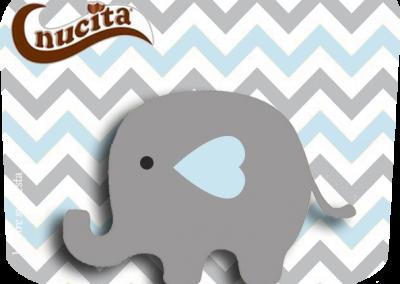 creme-nucita-personalizado-gratuito-elefantinho-azul