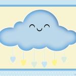 Chuva de amor Meninos: Kit festa grátis para imprimir