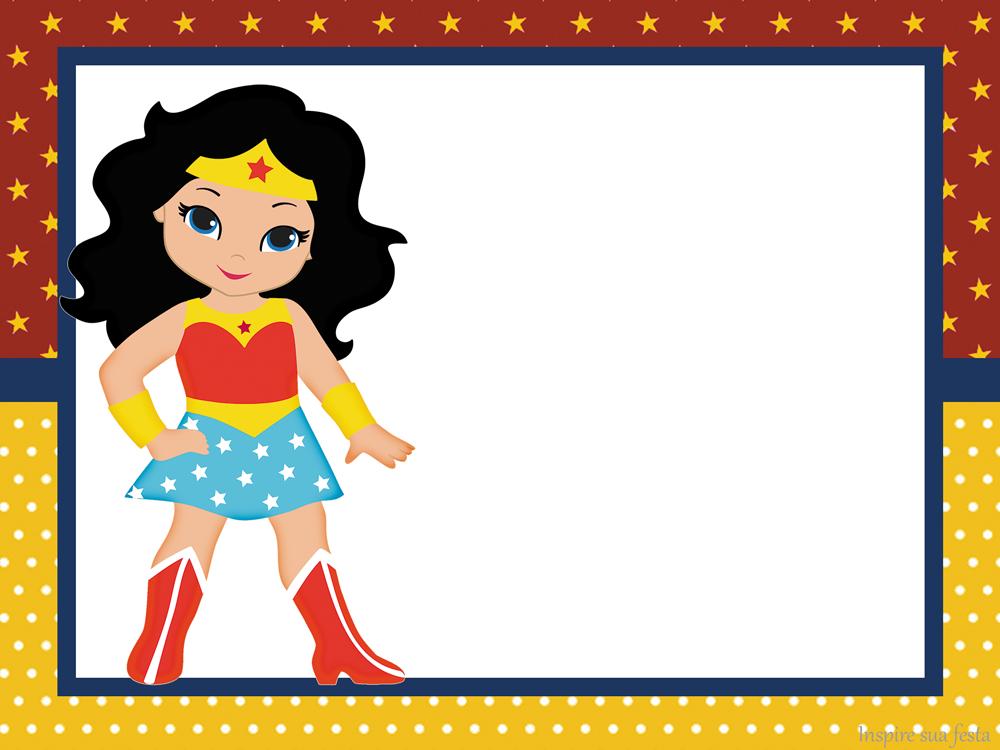 mulher maravilha kids  personalizados gratuitos  u2013 inspire