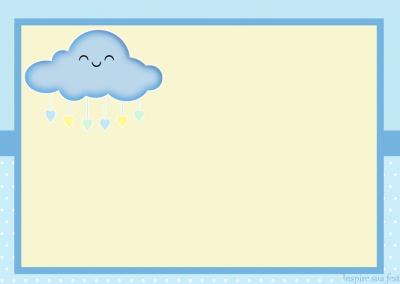 modelo-Convite-personalizado-gratuito-chuva-de-bencaos-menino