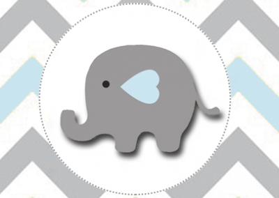 rotulo-agua-personalizada-gratis-elefantinho-azul