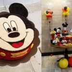 Decoração Mickey: mais de 50 ideias
