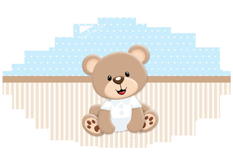 Bebe Ursinho Png ~ tubete personalizado gratuito cha de bebe ursinho inspire sua festa png (945 u00d7709