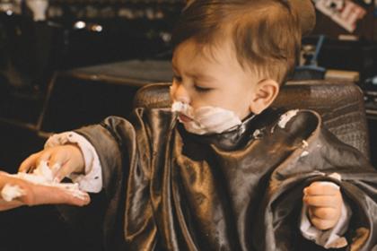 Que tal inovar no ensaio fotográfico da criança?