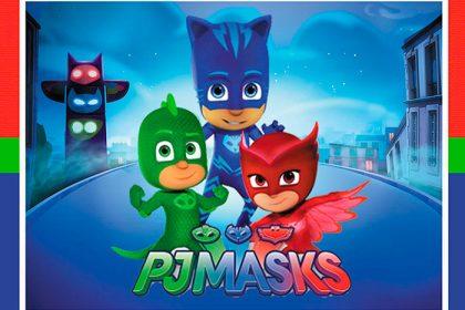 PJ Masks – Personalizados gratuitos