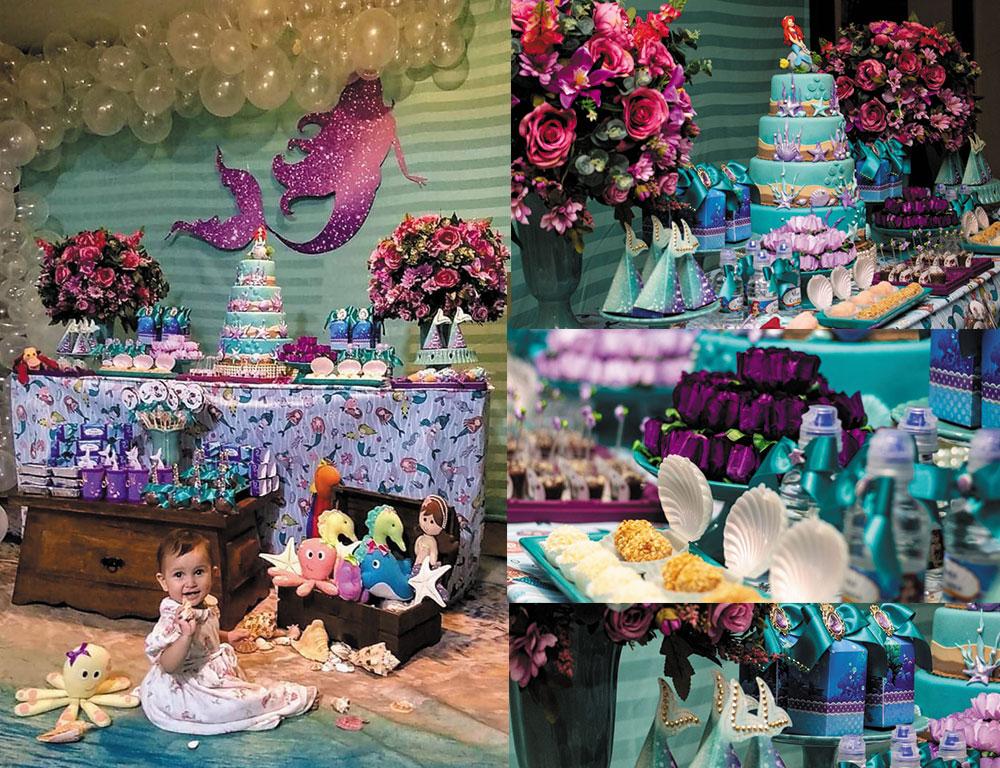 Festa Pequena Sereia – Como não se encantar?