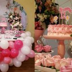 Festa para uma linda menina de 12 anos