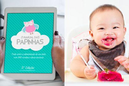 Introdução alimentar – Papinha para bebê