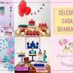 Celebre em casa durante a quarentena – Inspirações para meninas