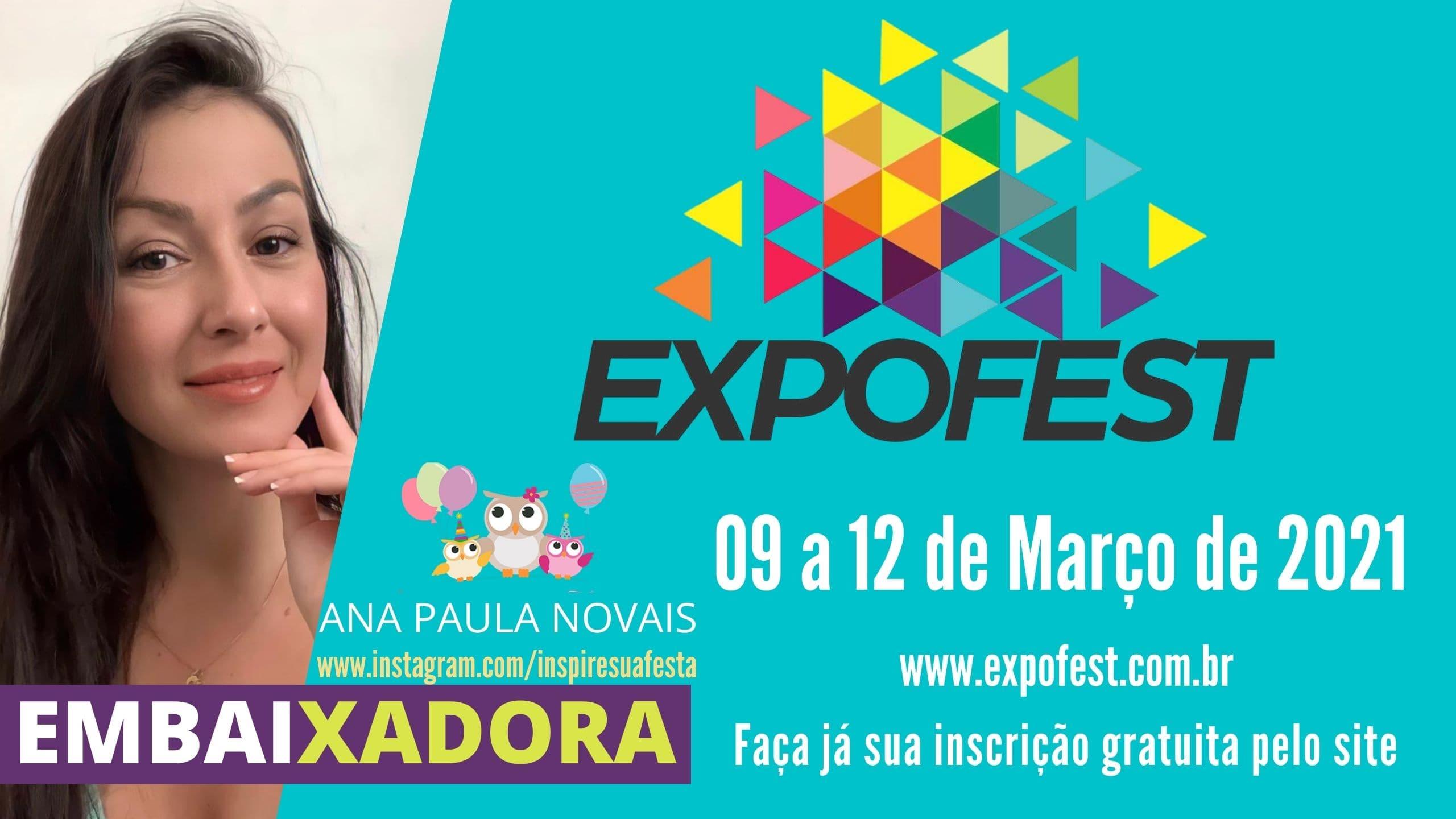 EXPOFEST – A primeira feira on-line de festas da América latina